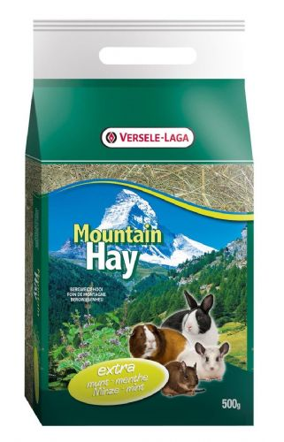Versele Laga - Mountain Hay with Mint -  500g